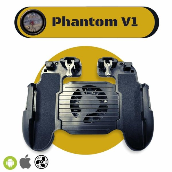 phantom mobile phone controller for android iphone pubg game controllers tapfire tap fire 432 1