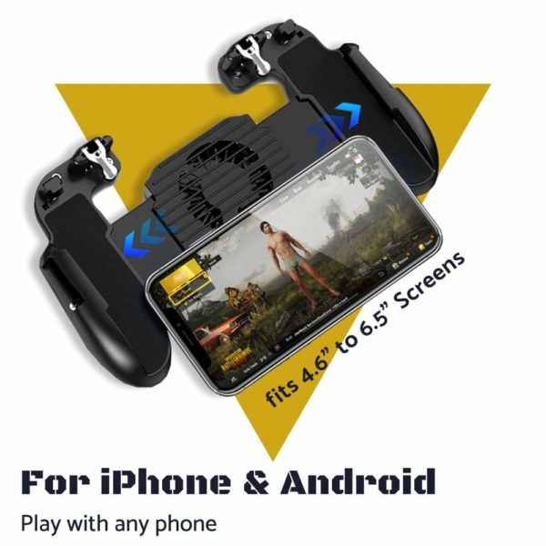 phantom mobile phone controller for android iphone pubg game controllers tapfire tap fire 757 1